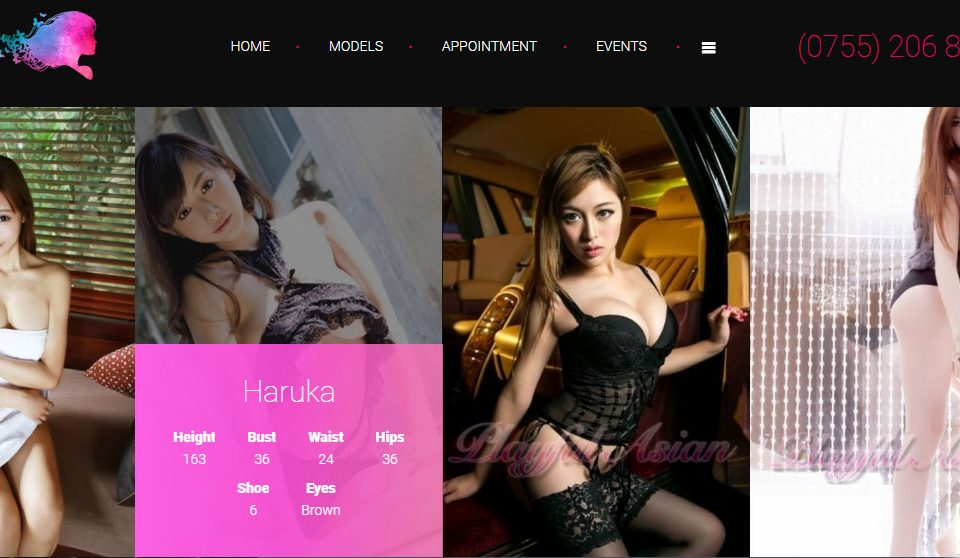 Prime Asian escort London