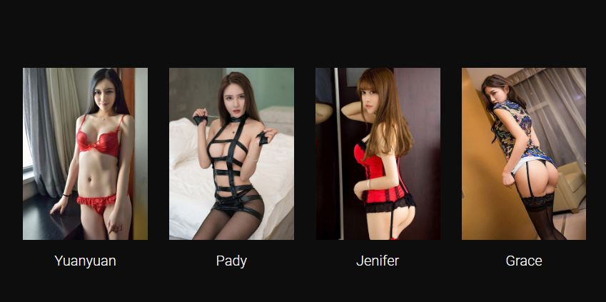 Four New Girls Join Our Agency